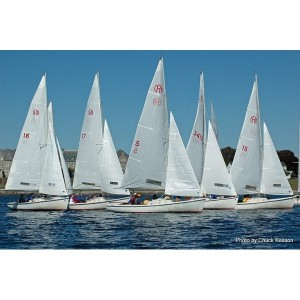 Rhodes 19 Racing Spring Series @ Navy MWR Marina | Newport | Rhode Island | United States
